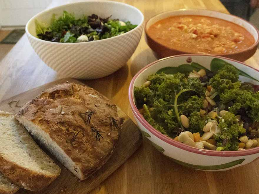 Healthy Meals Beyond Fitness