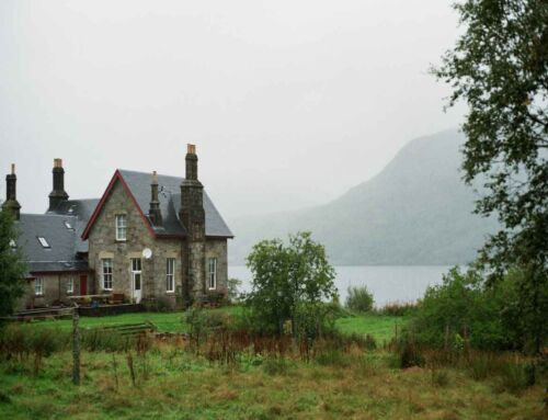 From The Haunts Of An Outlaw To A Protected Outdoor Playground. The History of Royal Cottage & Loch Katrine